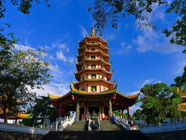 Pagoda-Buddhagaya-Watugong